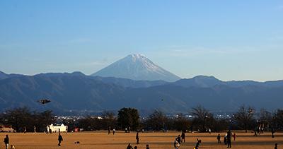 富士山2016年